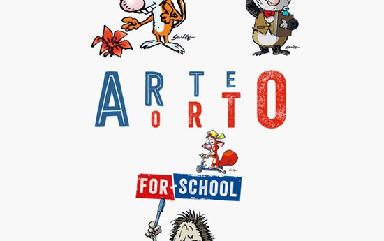 ARTEORTO FOR SCHOOL: FIRENZE